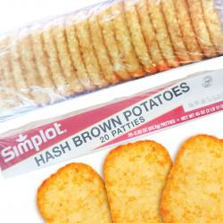 美國薯餅(10塊裝)