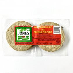 JONES豬柳漢堡