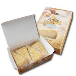 北海道千層蛋糕雲尼拿味4件裝